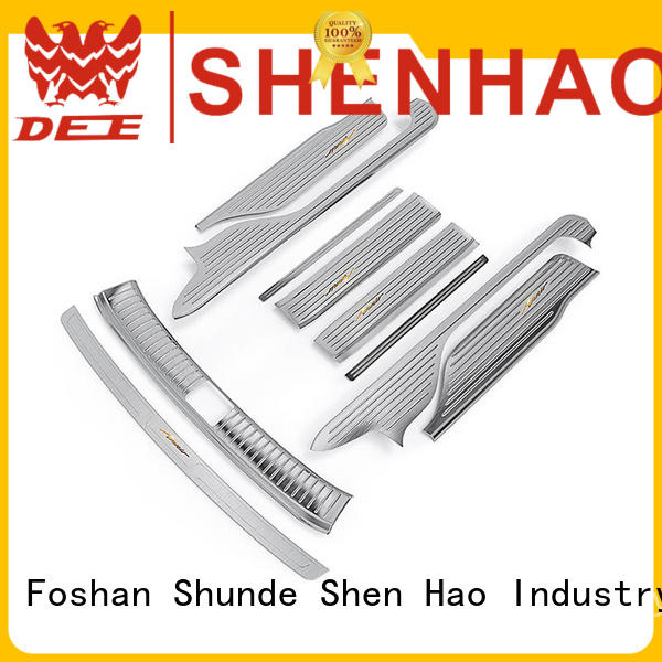 ShenHao practical door sill scuff plate door for Buick