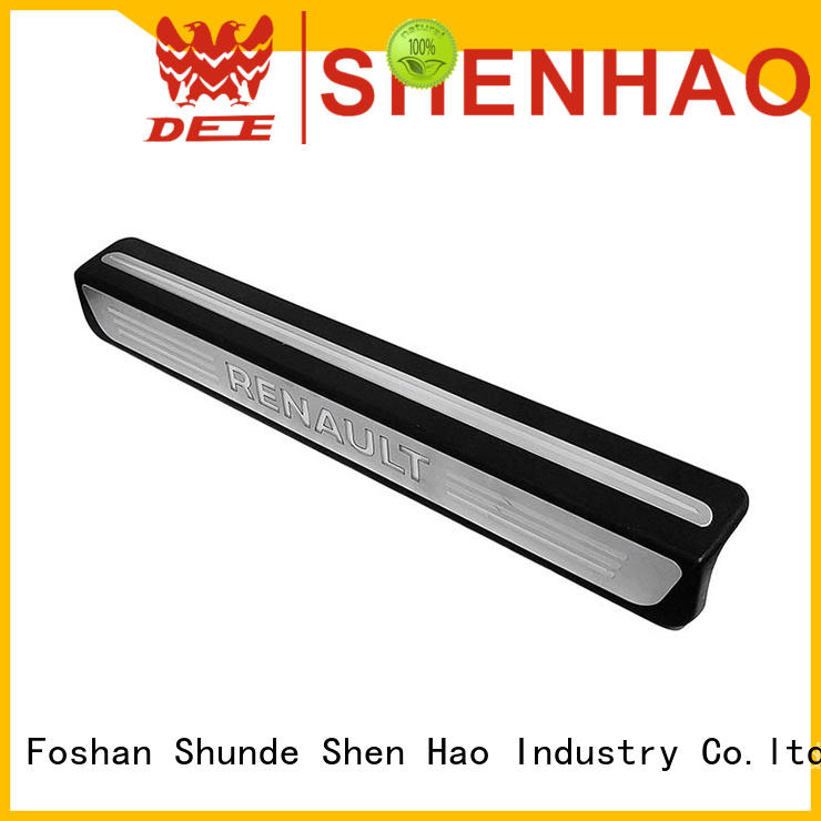 Custom car door sill scuff plates guards for business for SUV