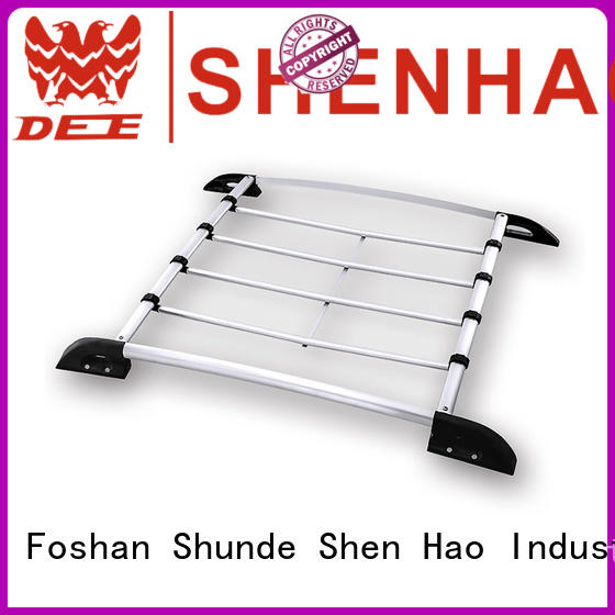 ShenHao practical roof rails for sale roof for car
