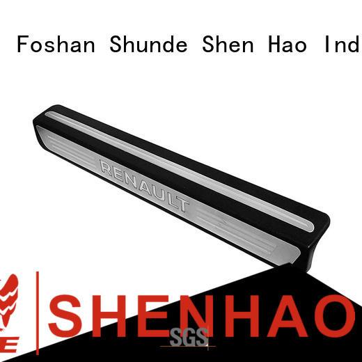 ShenHao oem auto door sill plates for truck
