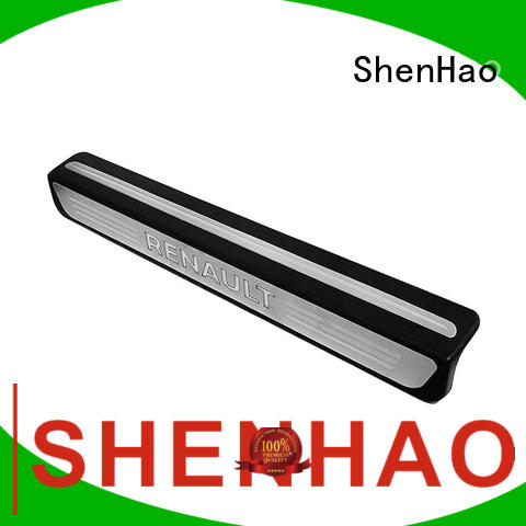 OEM Special Design Car Door Sills with LED For Renault