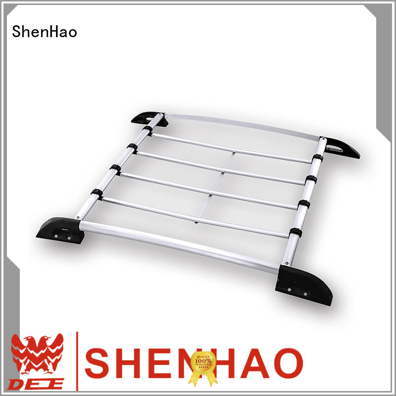 ShenHao customized roof luggage carrier supply for SUV