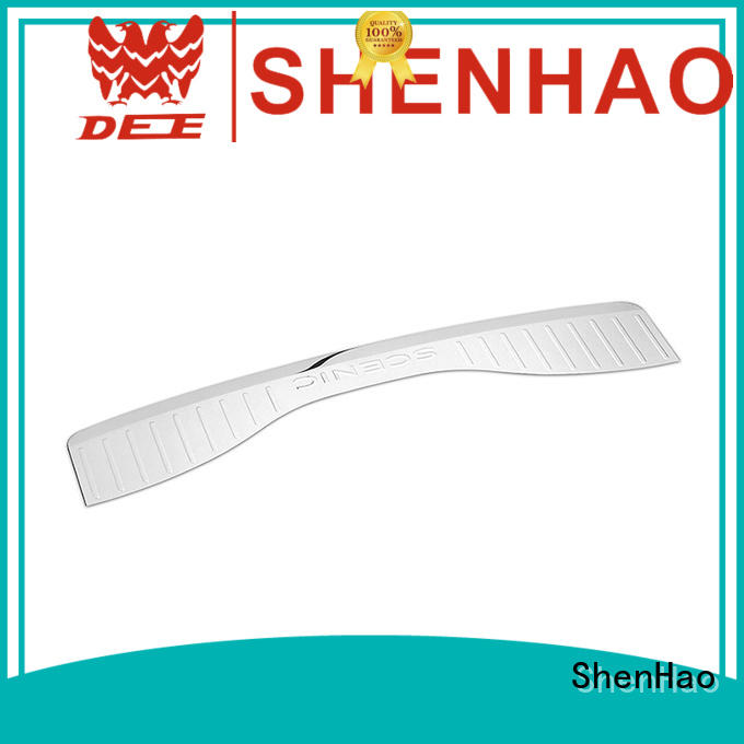 ShenHao polished car rear bumper protector manufacturer for Toyota