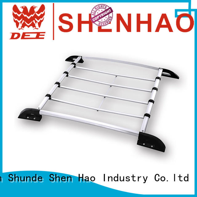 ShenHao scalable car luggage carrier for SUV for car