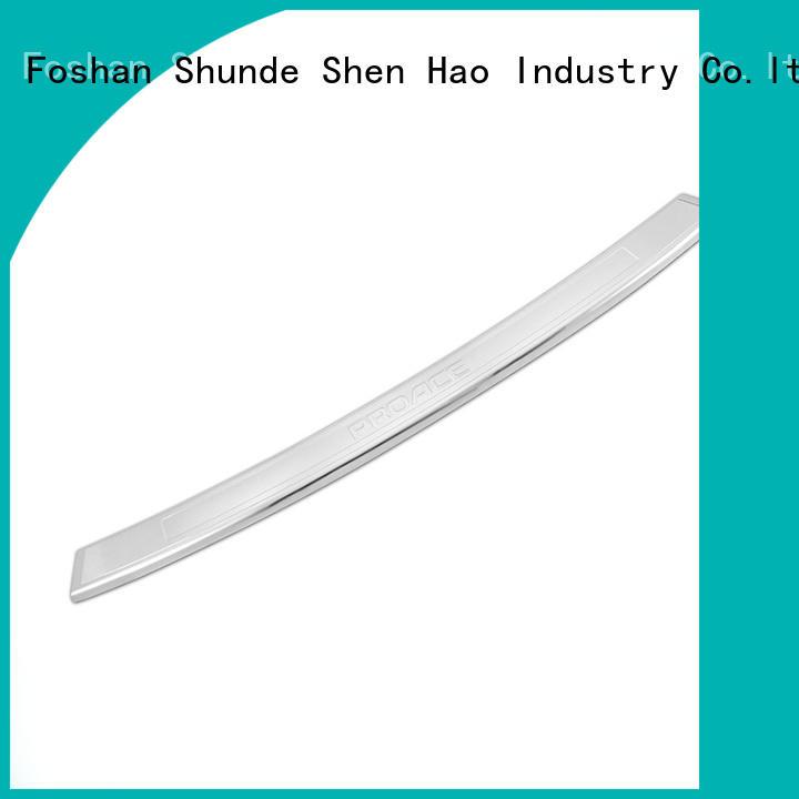 ShenHao cx5 auto rear bumper guards Supply for Mazda