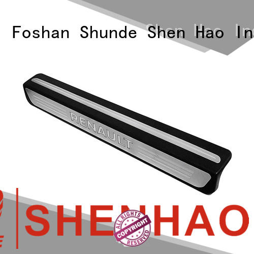 ShenHao entry door scuff plate for Mitsubishi for van