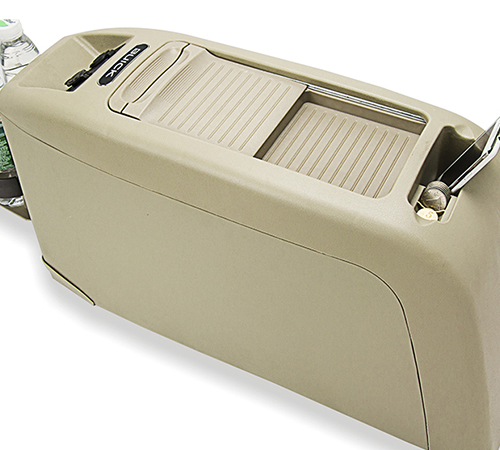 ShenHao honda center console box with light for SUV-6