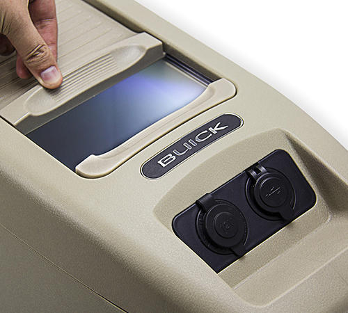Special Design Auto Console Storage  Armrest Box with LED Light & USB