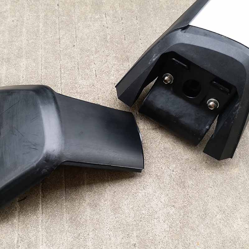 ShenHao car roof rail for SUV for van-5