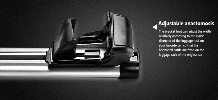 ShenHao universal car roof rail high quality for van-5