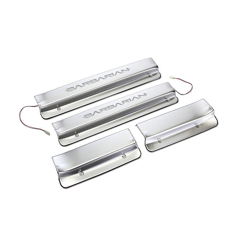 ShenHao oem stainless steel door sills Suppliers For Buick-1