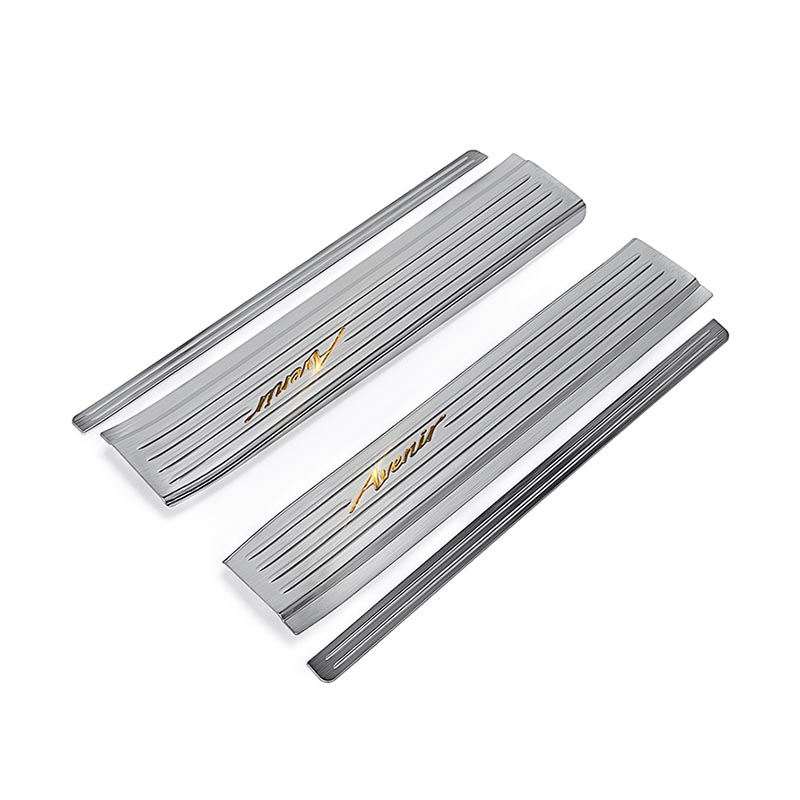 ShenHao New auto door sill plates factory for vehicle-2