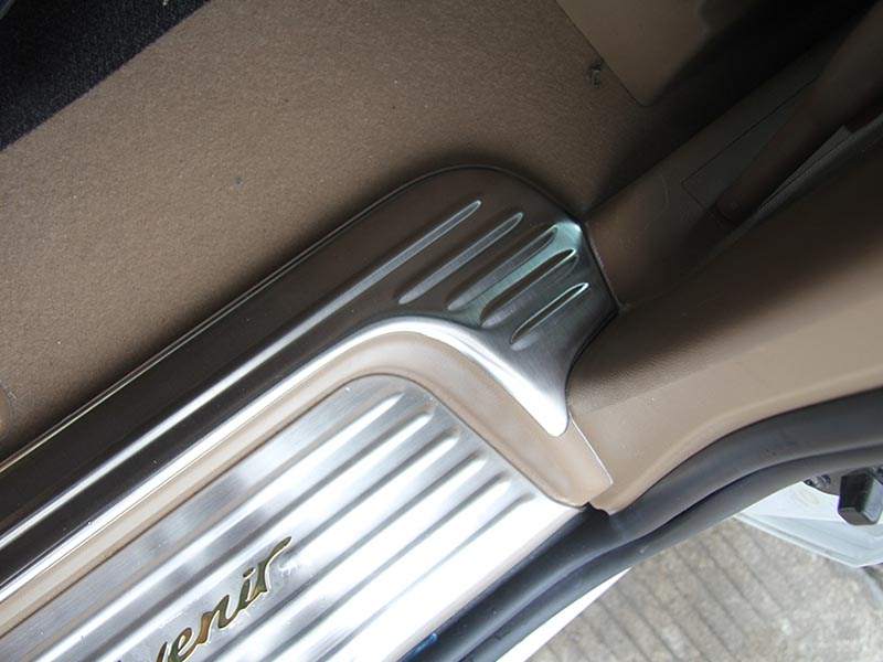 elegant door sill buick factory for van-4