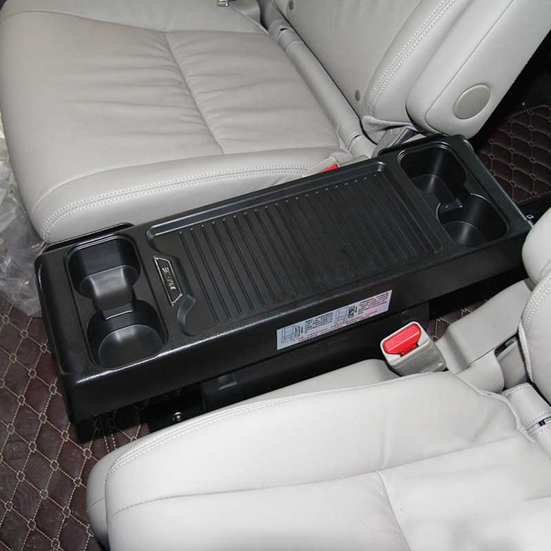 ShenHao foldable console box with light for Honda Elysion-6
