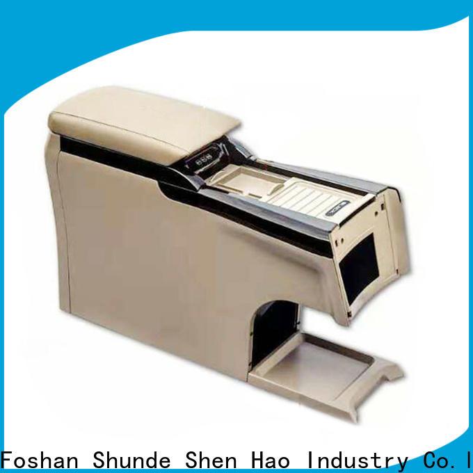 ShenHao foldable auto console storage for van