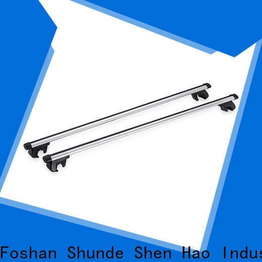 ShenHao car aluminium roof bars for SUV for truck