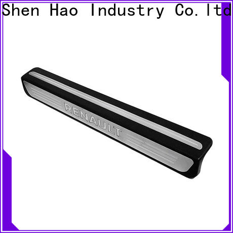 ShenHao special auto door sill plates for truck