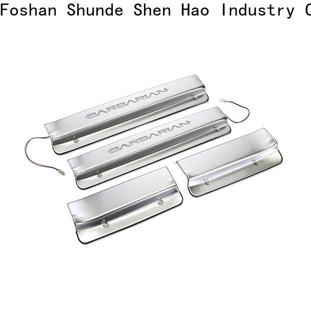 ShenHao Best car door scuff for business for truck
