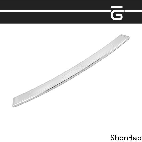 ShenHao Top universal rear bumper guard manufacturers for Mazda