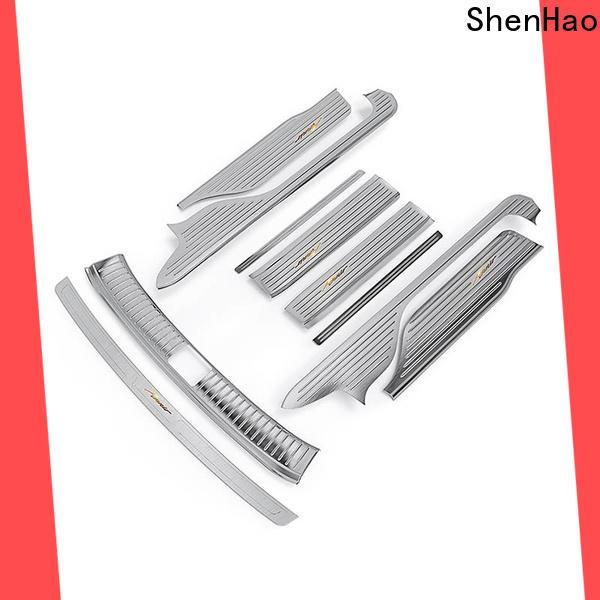 ShenHao Latest automotive door sill protectors for SUV