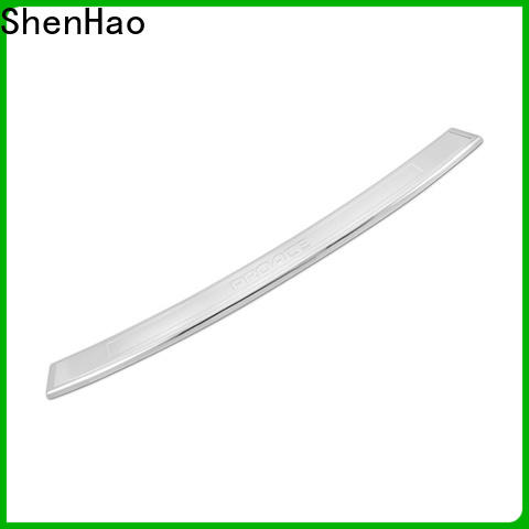 ShenHao customer metal rear bumper guard for business for Toyota