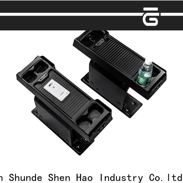 ShenHao multi function car armrest console box Supply for Buick GL8