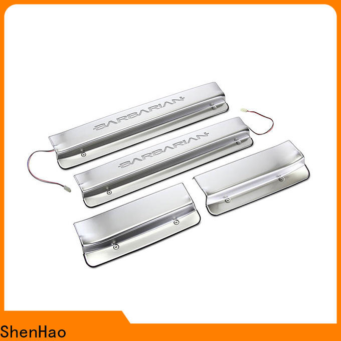 ShenHao entry sill plate car factory for Buick