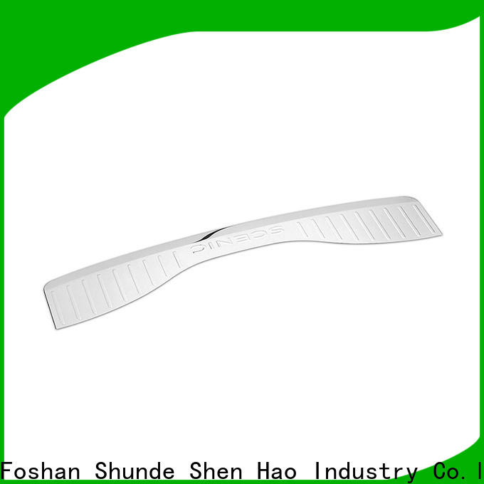 ShenHao item universal rear bumper guard for Toyota