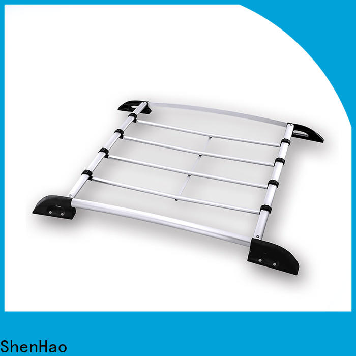 ShenHao customized auto roof rack cross bars for SUV for van