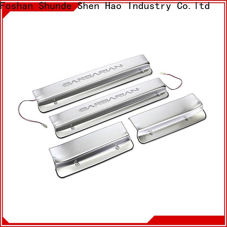 ShenHao elegant door sill plate factory for SUV