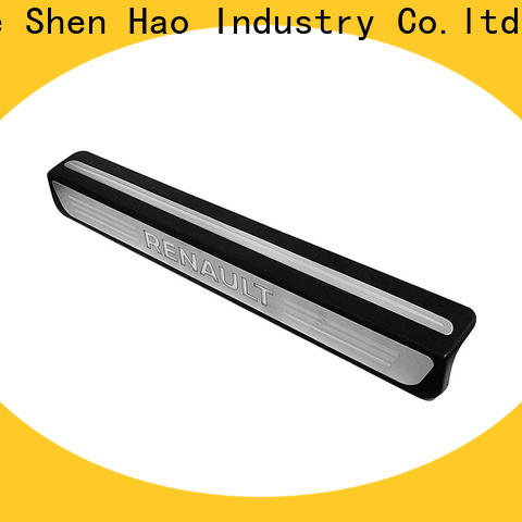 ShenHao odm door sill scuff plate guards factory for car