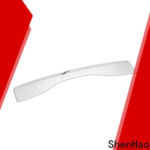 ShenHao cx5 universal rear bumper protector company for truck