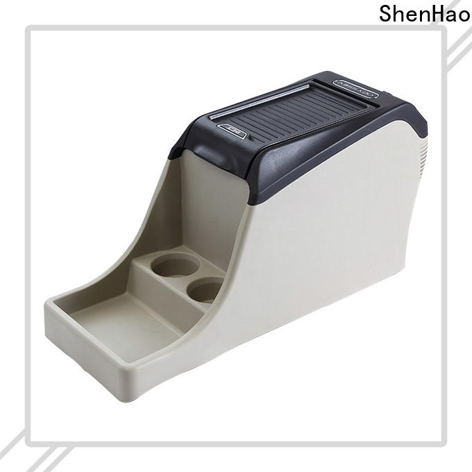 ShenHao auto center console storage manufacturers for vehicle
