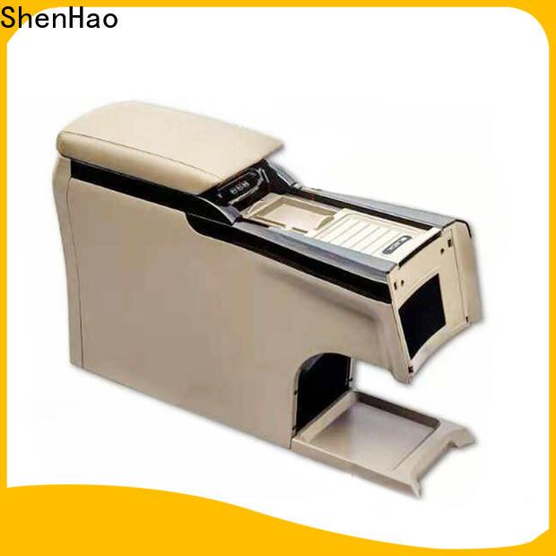 ShenHao with USB armrest console box company for Honda Elysion