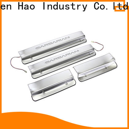ShenHao elegant door sill scuff plate Suppliers for Buick
