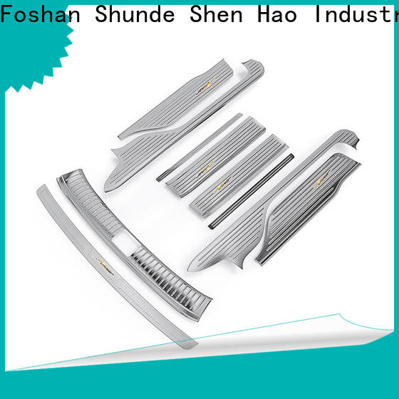 practical car door sill product Supply for vehicle