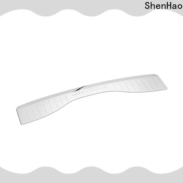 ShenHao design rear bumper top protector manufacturers for Toyota