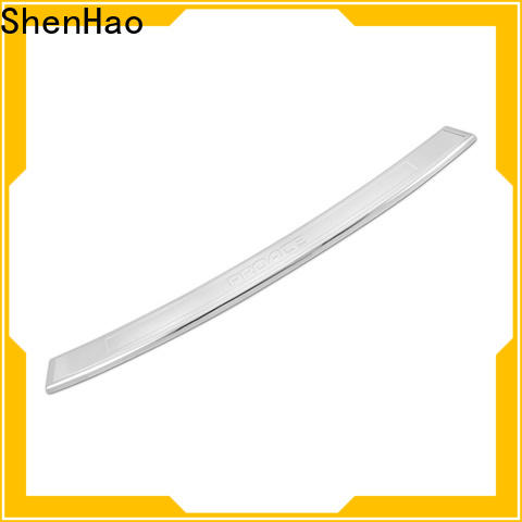 ShenHao renault rear bumper protection plate Supply for bus