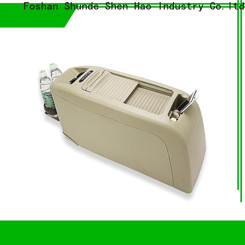 ShenHao practical armrest console box Suppliers for Honda Elysion