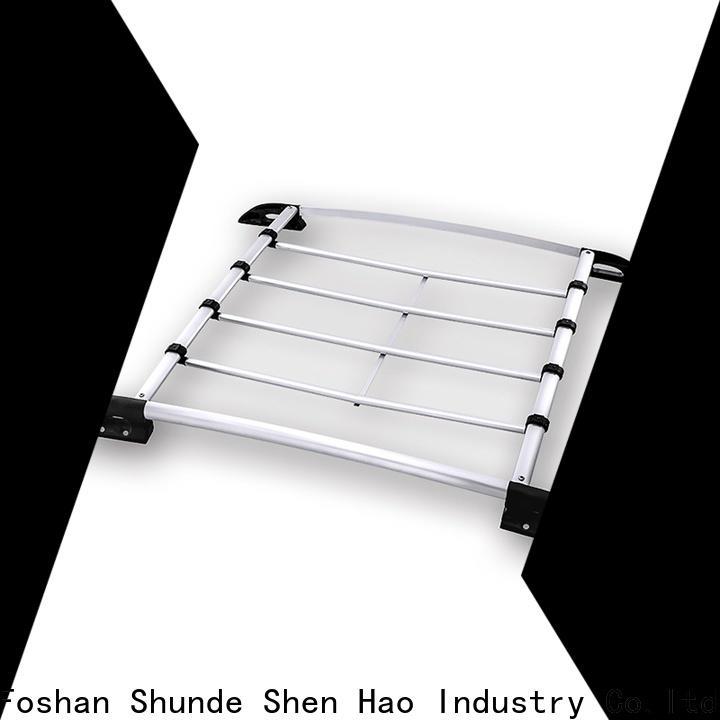 ShenHao barsad830 auto roof rails supply for car