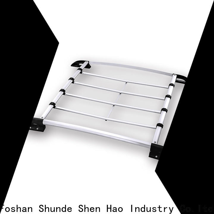 ShenHao barsad830 auto roof rails supply for car
