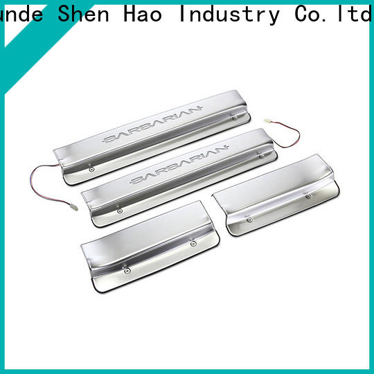 Wholesale car door sill trim sills for business For Buick
