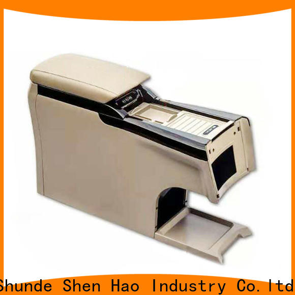 Latest console storage box honda company for SUV