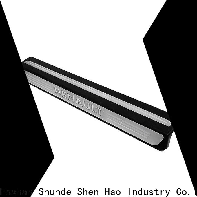 ShenHao design door sill protector for Mitsubishi