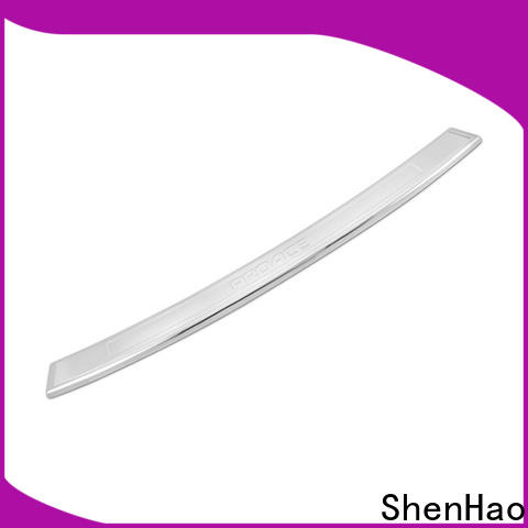 ShenHao quality rear bumper scuff guard for business for vehicle