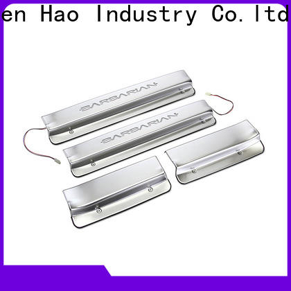 ShenHao Top auto door sill plates Suppliers for car