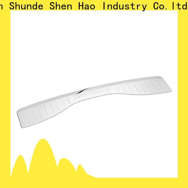 ShenHao elegant rear bumper cover protector company for Toyota