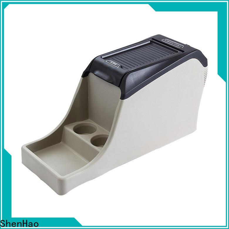 foldable universal center console box for MPV