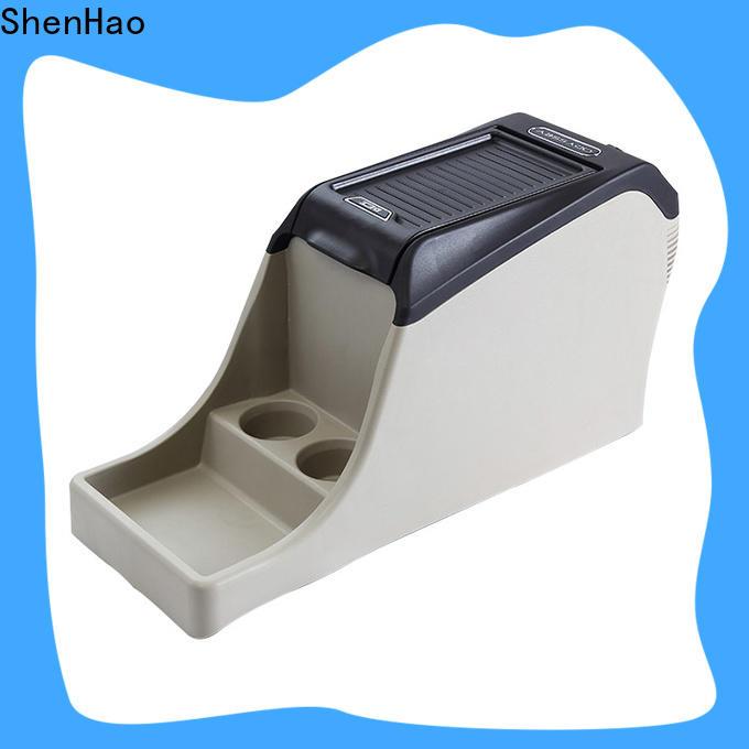 ShenHao swagon car console box factory for Honda Elysion