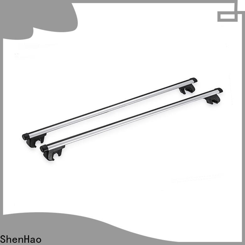 customized universal roof rack bars aluminium for SUV for truck